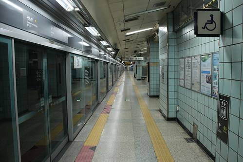 Seoul Station metro station | by Timon91