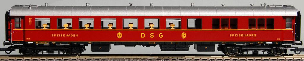 Roco DSG WR4üe-28 Gangseite