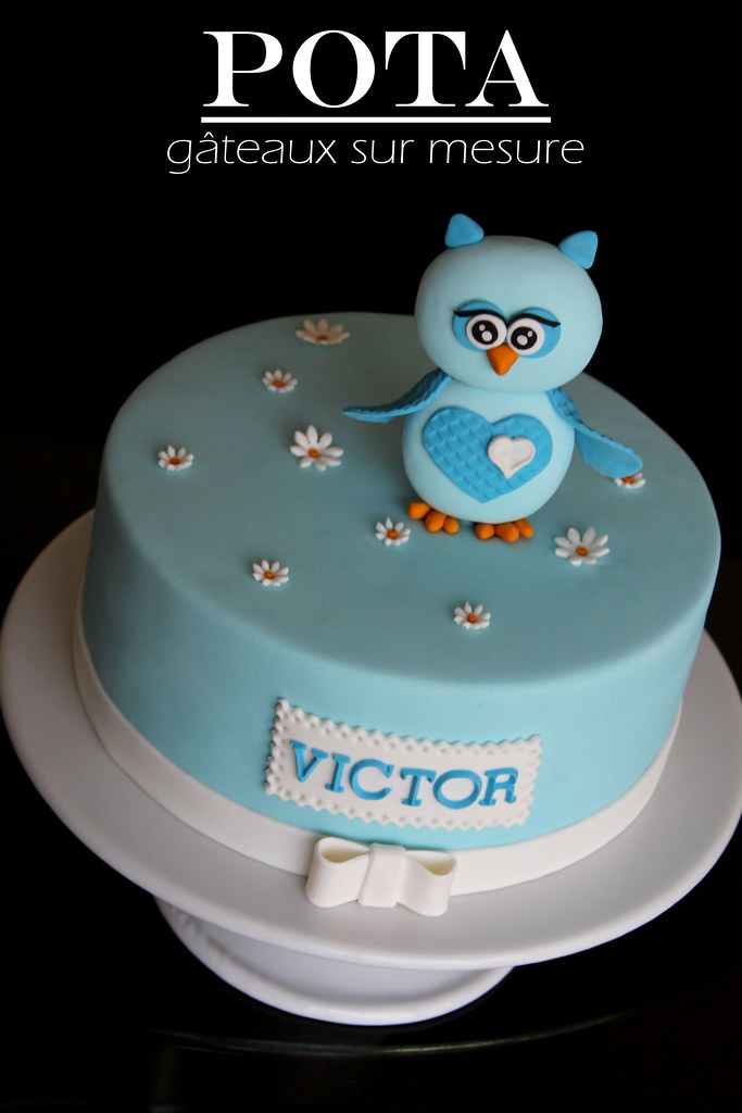 Gateau D Anniversaire Angers 49 Cake Design Wedding Cake Flickr