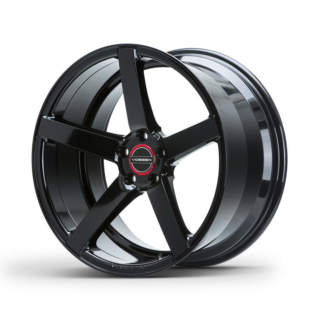 vossen cv3-r wheel - c25 gloss black - cv series