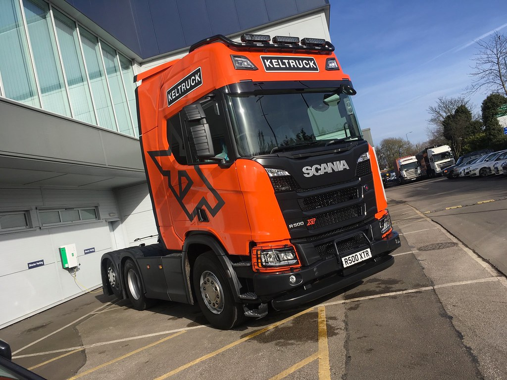 Scania XT from Keltruck