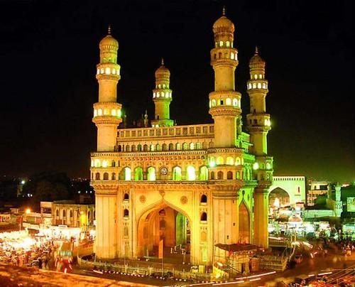 trip .The Charminar, Hyderabad.....