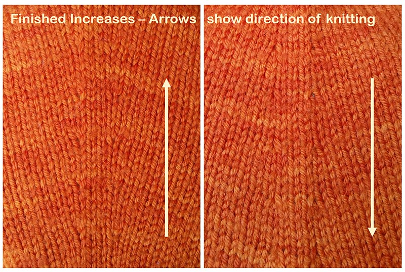 Knitting Terms M1 : Theraineysisters knitting and so much more