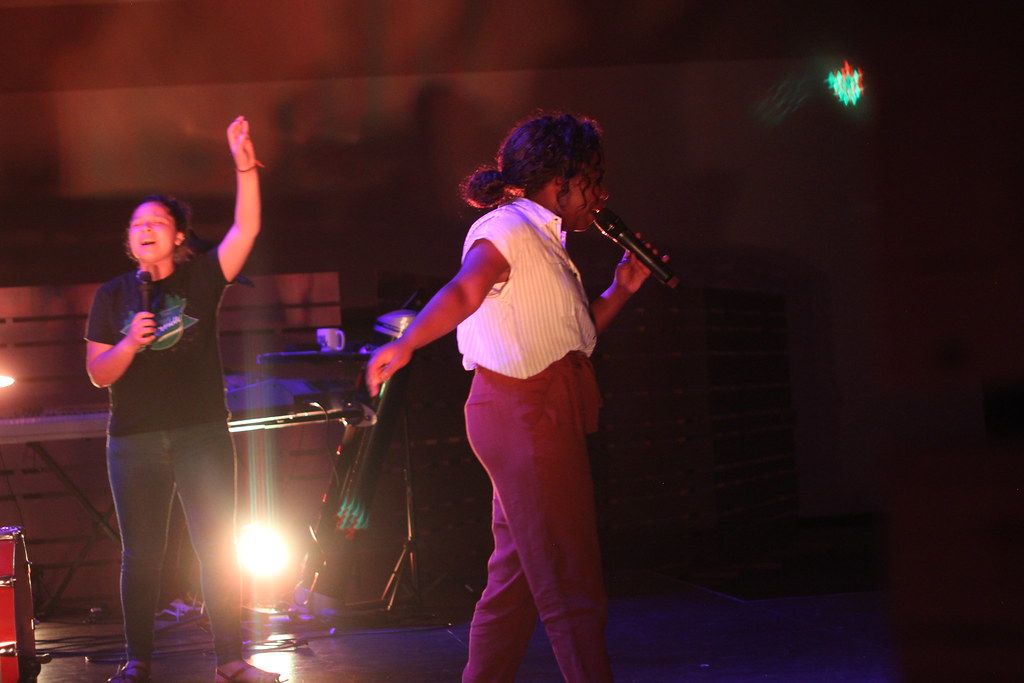... Photo taken at Rock Church and World Outreach Center by Julio A. R. on  10/14 ...