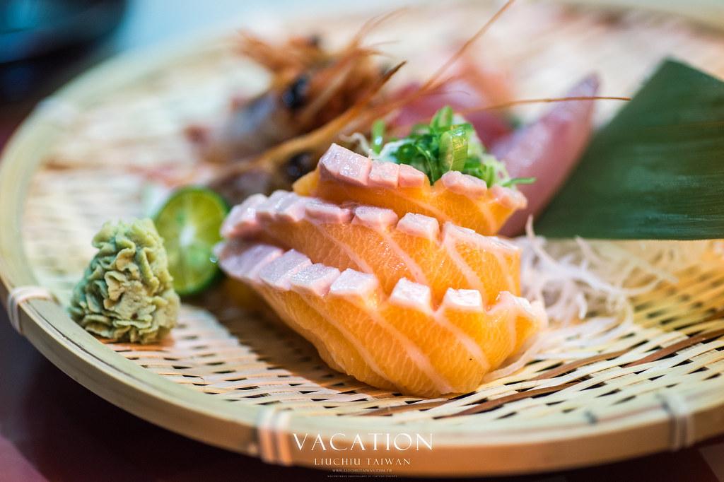 小琉球生魚片料理推薦店家