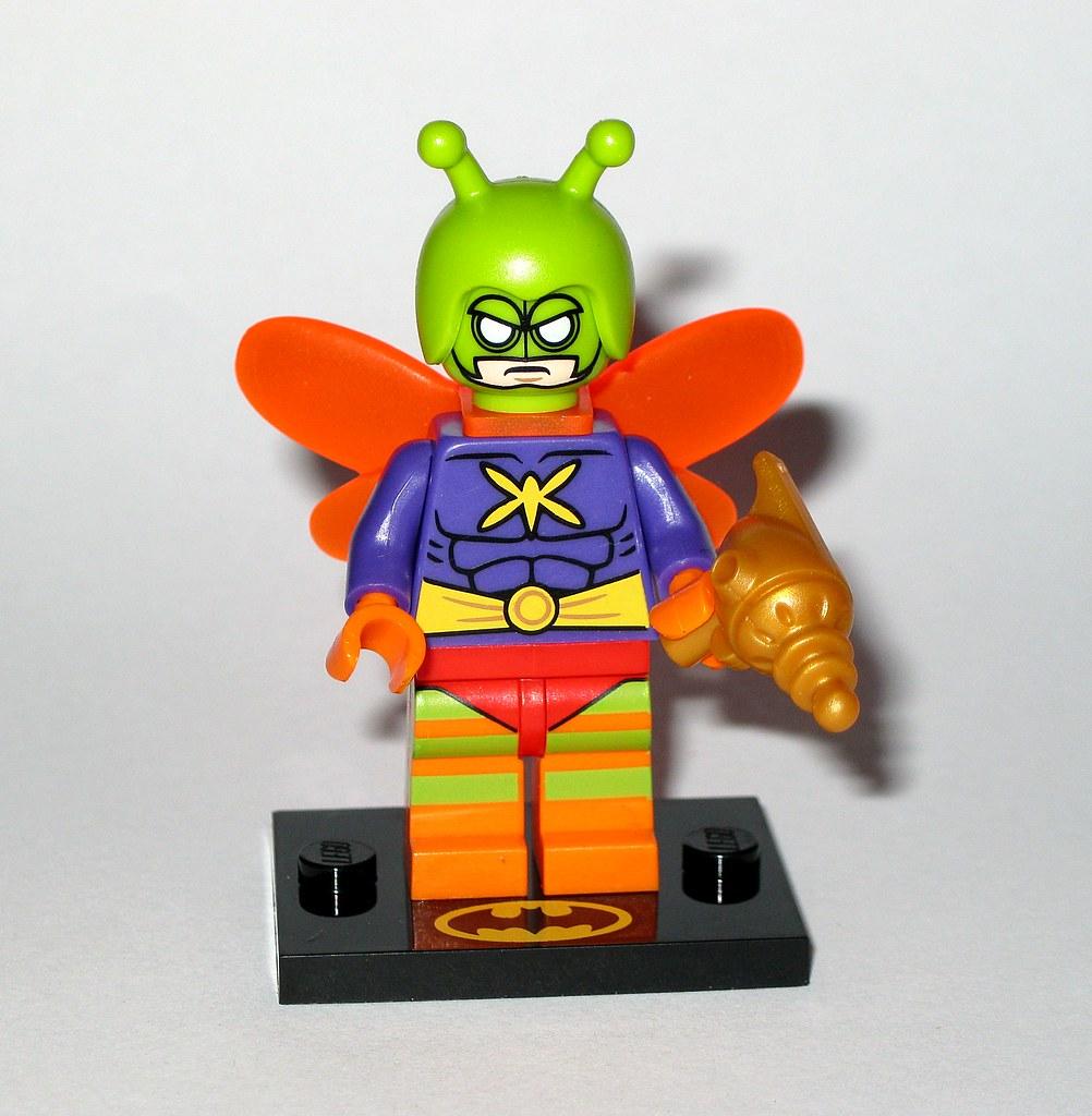 lego 71020 12 killer moth the lego batman movie series 2 m ...
