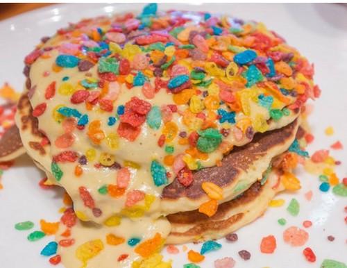 Mardi Gras Pancakes!