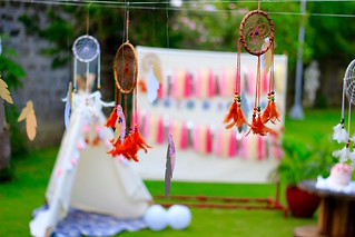 Homemade Parties DIY Party_Bhea and Bhria_Bohemian02 | by Homemade Parties