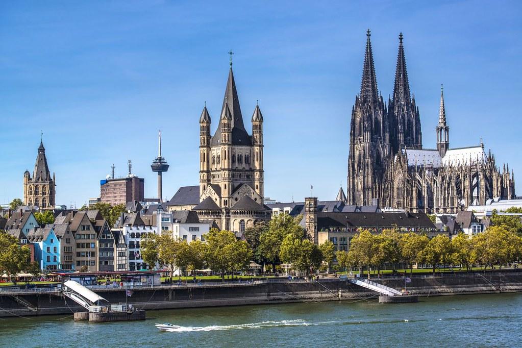 Паломничество по Германии