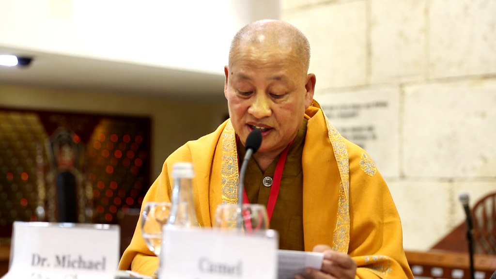 Venerable Dr. Michel Thao Chan
