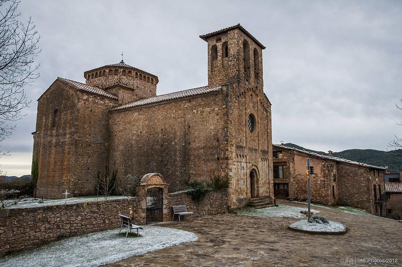 Monasterio de Sant Jaume de Frontanyà