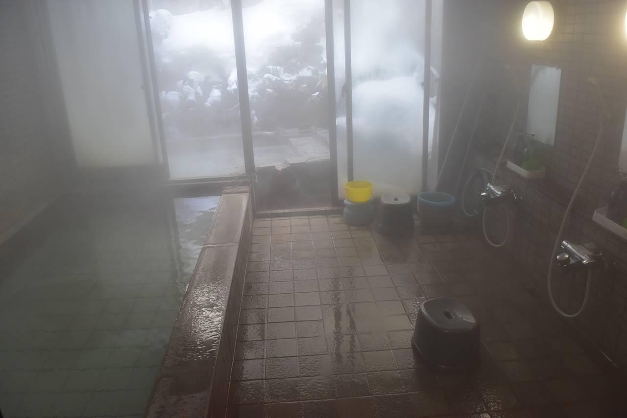 大丸ガーデンの温泉