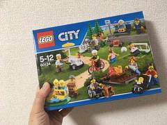 レゴシティの人たち