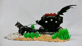Bat Carriage & medieval Batman | by vincentkiew