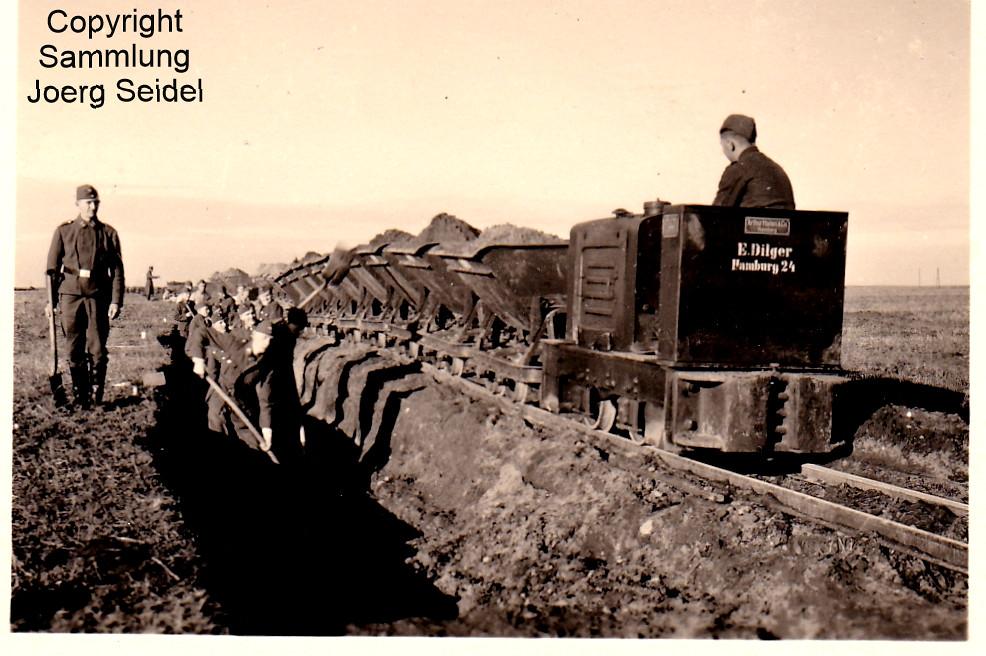 Baufirma Hamburg de 25492 heist flughafen uetersen jung feldbahnlokomotive flickr