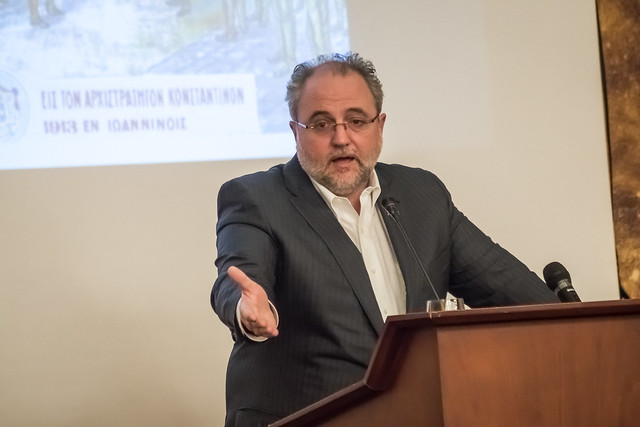 """Ριζόπουλος: """"Οι Ηπειρώτες απαιτούν την αλλαγή, η υποψηφιότητα αυτή ήρθε στην Ήπειρο για να μείνει. Δεν πάμε πουθενά"""""""