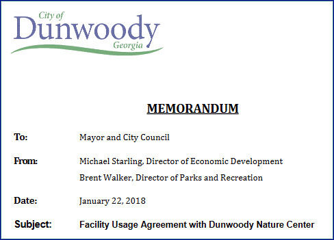 http://jkheneghan.com/city/meetings/2018/Jan/012218_Facility_Usage_Agreement_Dunwoody_Nature_Center.pdf