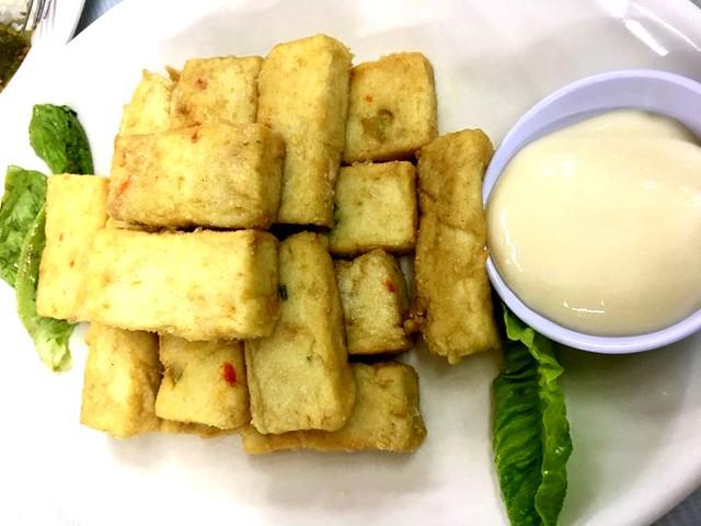 Ah Kiet own-made tofu