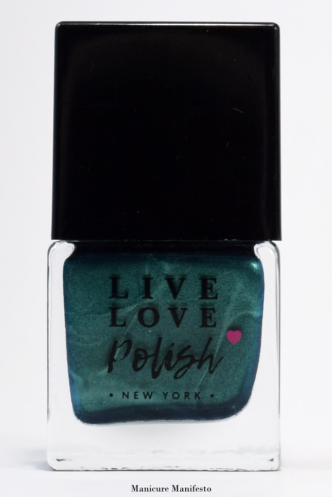 Live Love Polish Velour Review