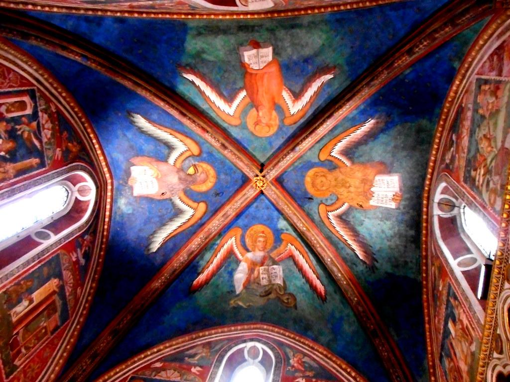Symbols Of The Four Evangelists Eagle Saint John Ox Flickr