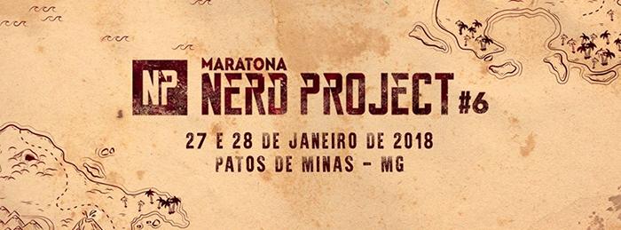 Vem aí a 6ª edição da Maratona NerdProject