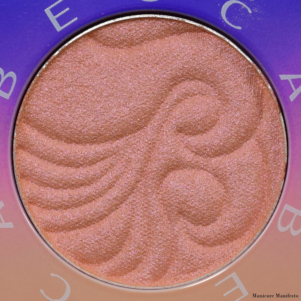 Becca pink sapphire highlighter