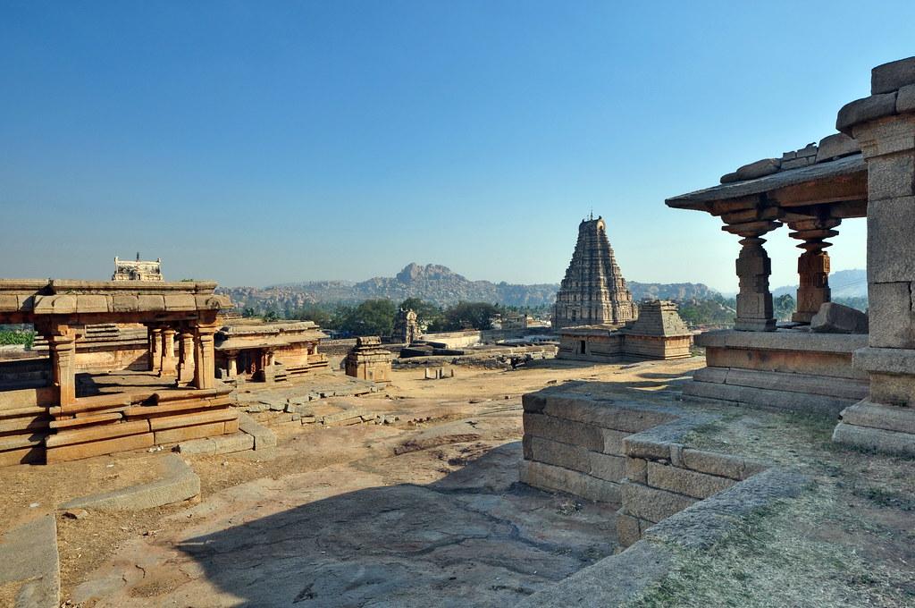 India - Karnataka - Hampi - Virupaksha Temple - 43 | Flickr