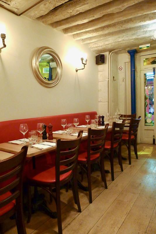 Restaurant Les Fernandes, Paris