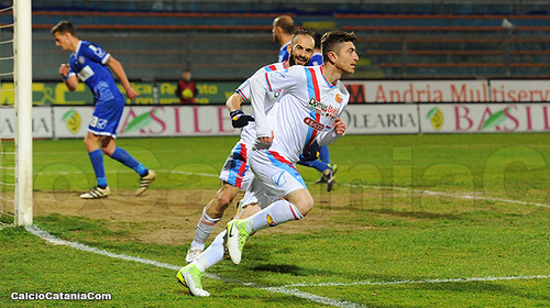 Fidelis Andria-Catania 0-2: le dichiarazioni dei protagonisti$