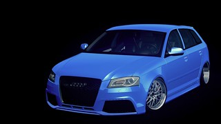 Audi RS3 1 | by Renny CC