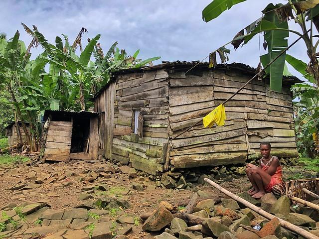 Casa en Praia Pesqueira (Santo Tomé y Príncipe)