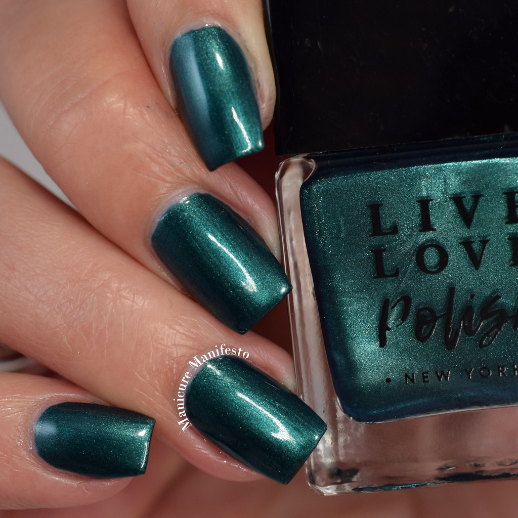 Live Love Polish Velour swatch
