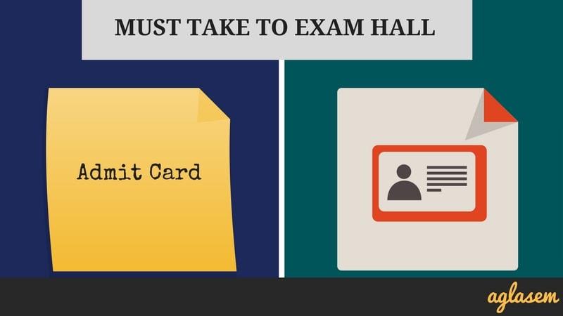 NEST Admit Card 2018   Download Here