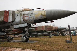 MiG-23 Flogger | by Sam Wise