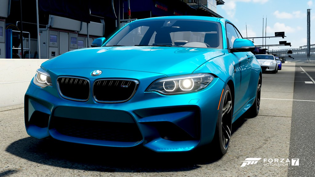 Forza Motorsport 7 BMW M2 Coupe