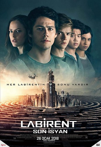 Labirent: Son İsyan - Maze Runner: The Death Cure (2018)