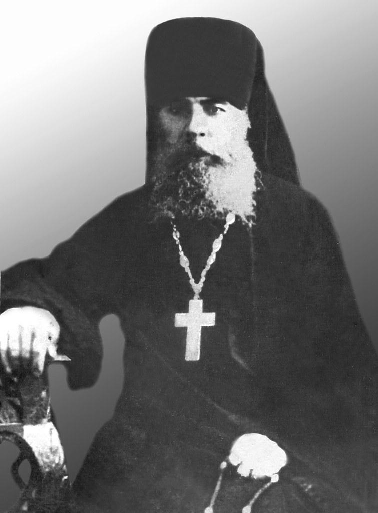 Настоятель Святогорской Пустыни прп. Михаил (Галушко)