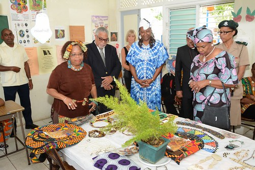 Governor General visits The Learning Centre (25) | by barbadosgovernmentinformationservice