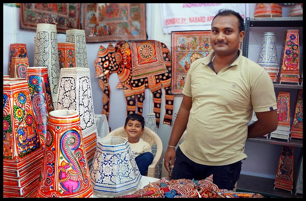 Rural Handicrafts Exhibition Mahalaxmi Saras 2018 Flickr