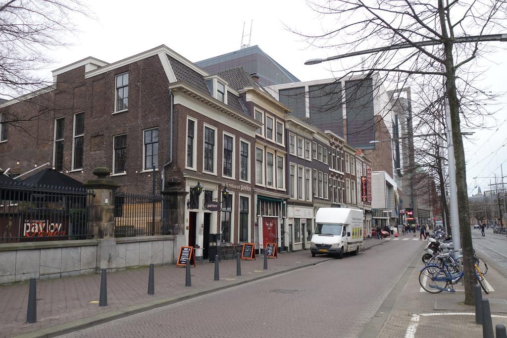 Pavlov Den Haag : Den haag spui wattman flickr