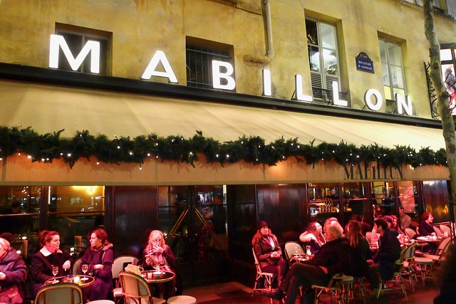 Le Café Mabillon, Paris