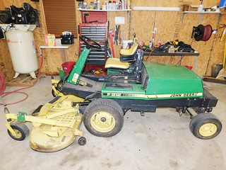 John Deere F-912 zero turn mower | by thornhill3