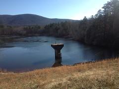 Half Frozen Neel Lake