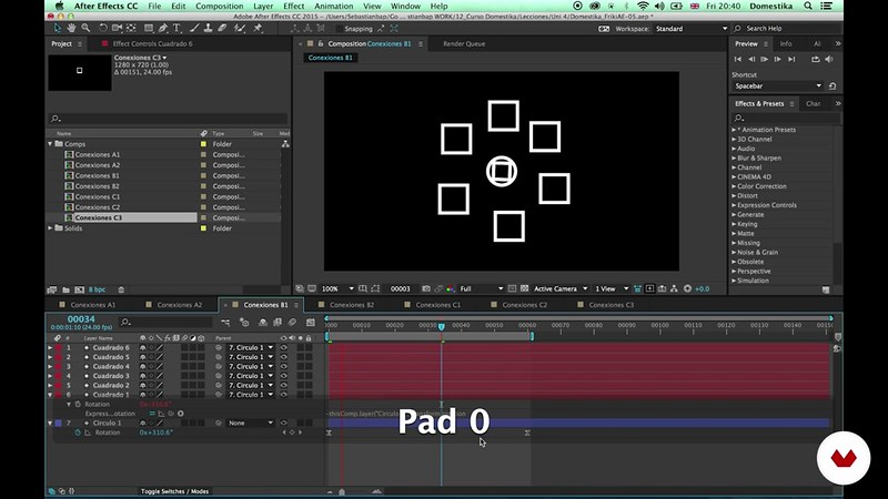 Curso Animación y Motion Graphics con After Effects