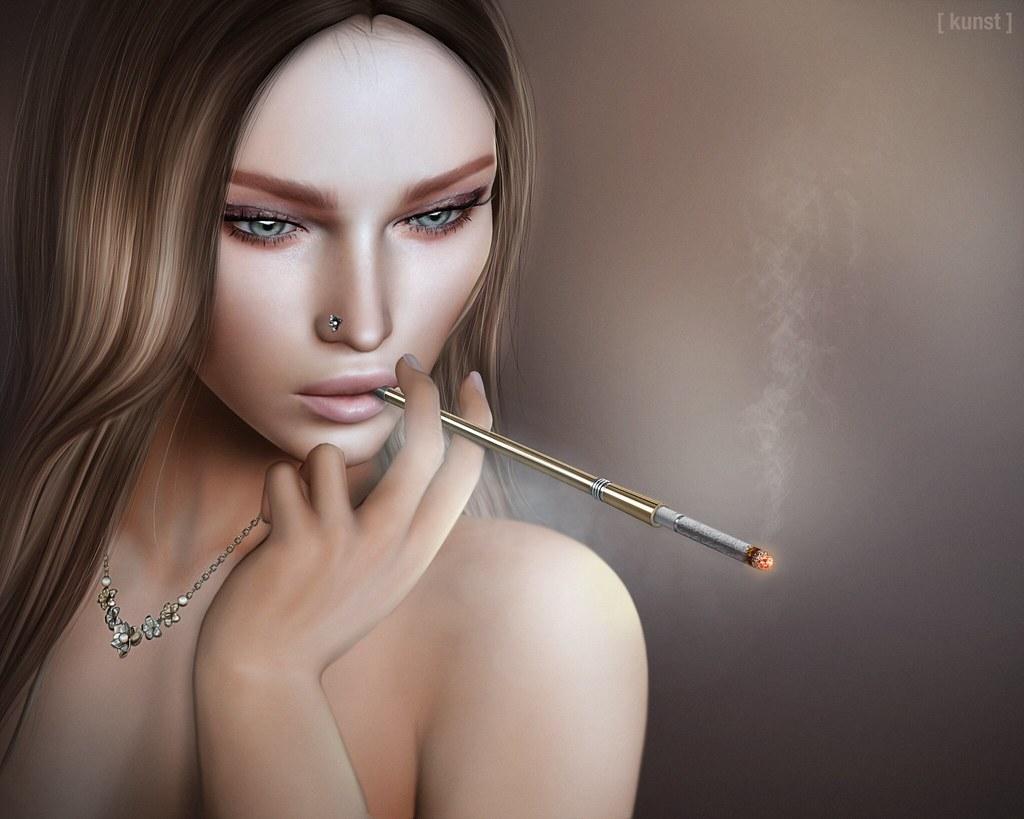 Kunst Diva Cigarette Holder Full Bento High Priority Flickr
