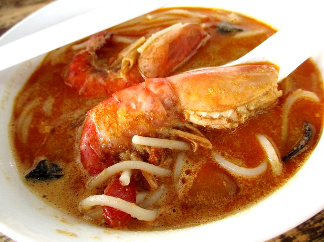Happiness Cafe tom yam prawn hung ngang 1