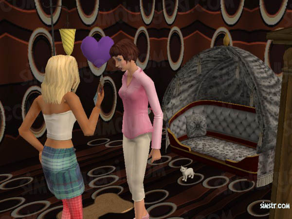 The Sims 2 Pets Give Sales Pet