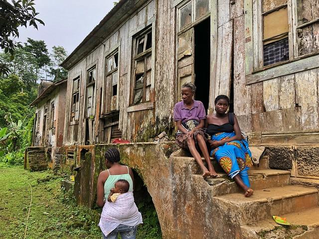 Roça de Sao Nicolau (Santo Tomé y Príncipe)