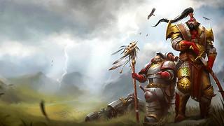 «Джагатай-хан. Боевой ястреб Чогориса», обои для рабочего стола, 2560x1440