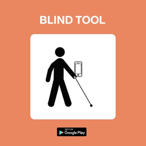 รูปภาพของแอปพลิเคชัน Blind Tool